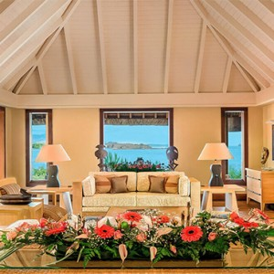 Mauritius Honeymoon Packages The Oberoi Mauritius Royal Villa With Private Pool Living Area