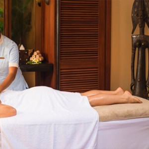 Mauritius Honeymoon Packages The Oberoi Mauritius Spa Massage
