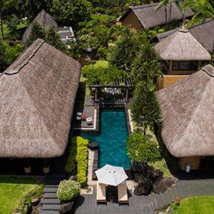 Mauritius Honeymoon Packages The Oberoi Mauritius Three Bedroom Royal Villa With Private Pool