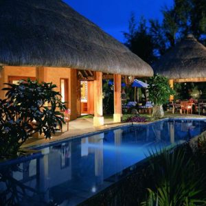 Mauritius Honeymoon Packages The Oberoi Mauritius Three Bedroom Royal Villa With Private Pool 5