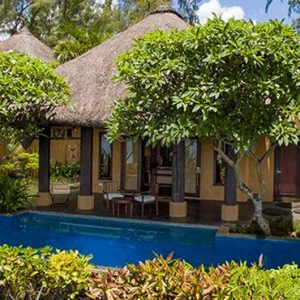 Mauritius Honeymoon Packages The Oberoi Mauritius Two Bedroom Presidential Villa With Private Pool