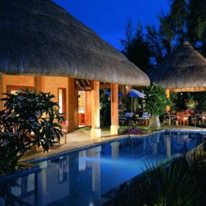 Mauritius Honeymoon Packages The Oberoi Mauritius Two Bedroom Presidential Villa With Private Pool 4