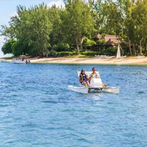 Mauritius Honeymoon Packages The Oberoi Mauritius Watersport Activity