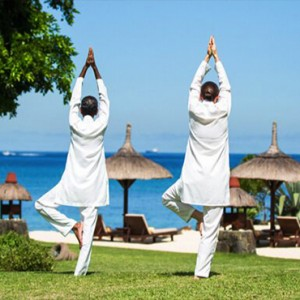 Mauritius Honeymoon Packages The Oberoi Mauritius Yoga3