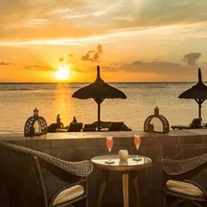 Mauritius Honeymoon Packages The Oberoi Mauritius The Bar