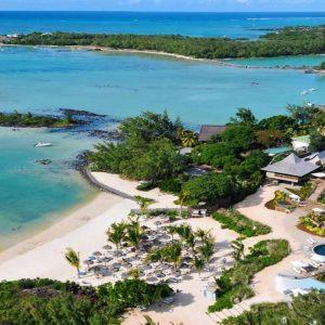 Mauritius Honeymoon Packages Zilwa Attitude Aerial View
