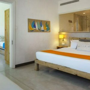 Mauritius Honeymoon Packages Zilwa Attitude Family Deluxe Room