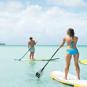 Mauritius Honeymoon Packages Zilwa Attitude Stand Up Paddle