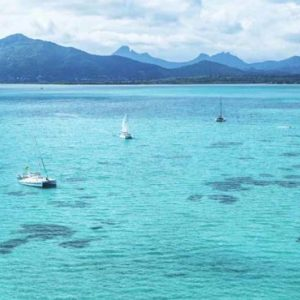 Mauritius Honeymoon Packages Maradiva Villas Resort & Spa Catamaran