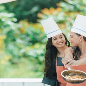 Mauritius Honeymoon Packages Maradiva Villas Resort & Spa Cooking Lesson