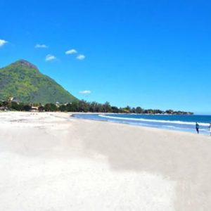 Mauritius Honeymoon Packages Maradiva Villas Resort & Spa Tamarin Walk