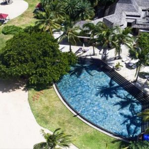 Mauritius Honeymoon Packages Maradiva Villas Resort & Spa Aerial View