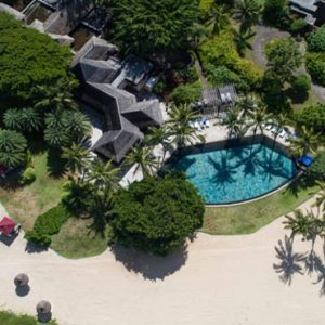 Mauritius Honeymoon Packages Maradiva Villas Resort & Spa Aerial View1