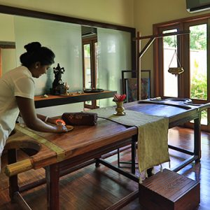 Mauritius Honeymoon Packages Maradiva Villas Resort & Spa Spa Ayurvedic Room
