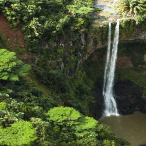 Mauritius Honeymoon Packages Maradiva Villas Resort & Spa Waterfall