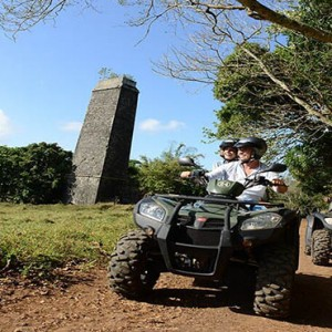 Mauritus Honeymoon Packages Heritage Awali Golf & Spa Resort Buggy Landsport Activity