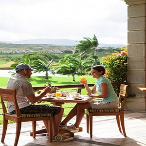 Mauritus Honeymoon Packages Heritage Awali Golf & Spa Resort Club House Restaurant