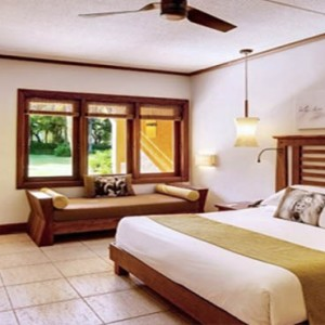 Mauritus Honeymoon Packages Heritage Awali Golf & Spa Resort Deluxe Room Garden View Bedroom