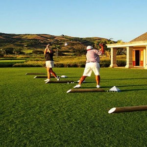 Mauritus Honeymoon Packages Heritage Awali Golf & Spa Resort Golf Practise