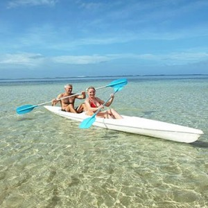 Mauritus Honeymoon Packages Heritage Awali Golf & Spa Resort Kayaking
