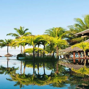 Mauritus Honeymoon Packages Heritage Awali Golf & Spa Resort Pool View