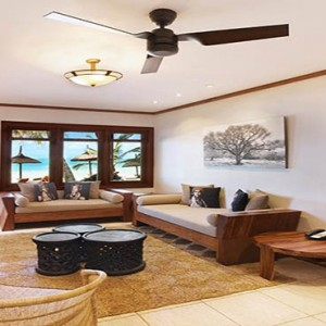Mauritus Honeymoon Packages Heritage Awali Golf & Spa Resort Senior Suite Living Area