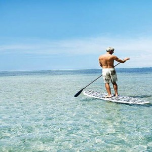 Mauritus Honeymoon Packages Heritage Awali Golf & Spa Resort Stand Up Paddle Board
