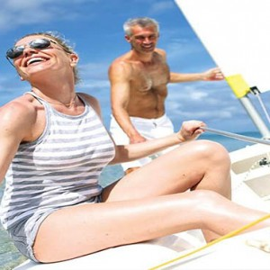 Mauritus Honeymoon Packages Heritage Awali Golf & Spa Resort Lasers Boat