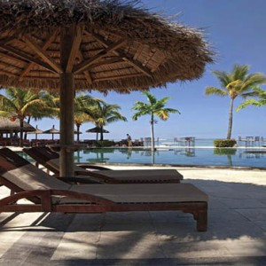 Mauritus Honeymoon Packages Heritage Awali Golf & Spa Resort Sun Loungers