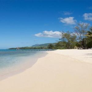 Outrigger Mauritius Beach Resort - Luxury Mauritius Honeymoon Packages - Beach