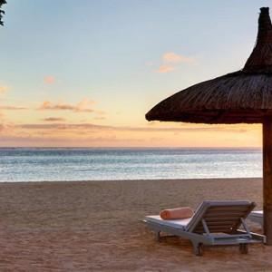 Outrigger Mauritius Beach Resort - Luxury Mauritius Honeymoon Packages - beach views