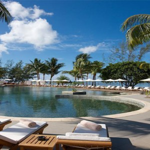 Outrigger Mauritius Beach Resort - Luxury Mauritius Honeymoon Packages - pool