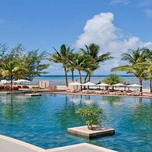 Outrigger Mauritius Beach Resort - Luxury Mauritius Honeymoon Packages - pool1