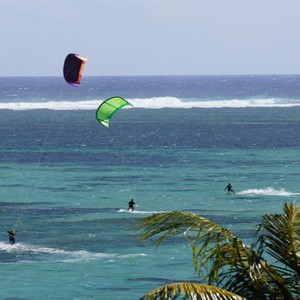 Outrigger Mauritius Beach Resort - Luxury Mauritius Honeymoon Packages - water activities