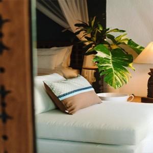 Paradise Cove - Luxury Mauritius Honeymoon Packages - Club Junior suites seating