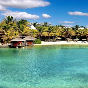 Paradise Cove - Luxury Mauritius Honeymoon Packages - exterior view