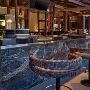 Amarterra Villas Bali Nusa Dua - Luxury Bali Honeymoon Packages - Bar