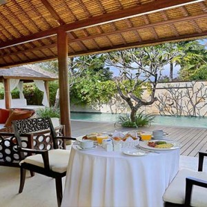 Amarterra Villas Bali Nusa Dua - Luxury Bali Honeymoon Packages - One bedroom villa exterior