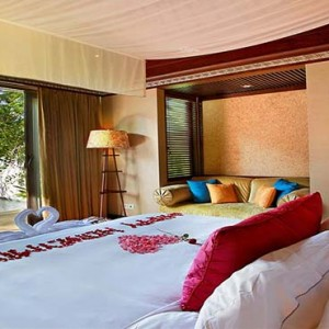 Amarterra Villas Bali Nusa Dua - Luxury Bali Honeymoon Packages - One bedroom villa interior1