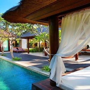 Amarterra Villas Bali Nusa Dua - Luxury Bali Honeymoon Packages - One bedroom villa pool