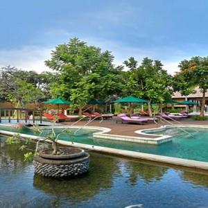 Amarterra Villas Bali Nusa Dua - Luxury Bali Honeymoon Packages - Pool