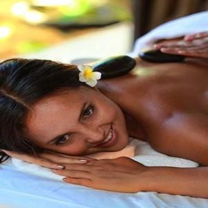 Amarterra Villas Bali Nusa Dua - Luxury Bali Honeymoon Packages - Spa massage