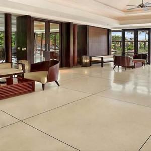 Amarterra Villas Bali Nusa Dua - Luxury Bali Honeymoon Packages - lobby