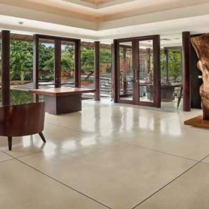 Amarterra Villas Bali Nusa Dua - Luxury Bali Honeymoon Packages - lobby1