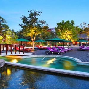 Amarterra Villas Bali Nusa Dua - Luxury Bali Honeymoon Packages - pool 1
