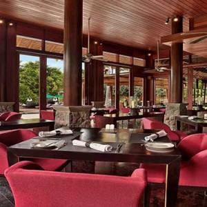 Amarterra Villas Bali Nusa Dua - Luxury Bali Honeymoon Packages - restaurant1