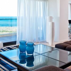Aqua Blu Pool Loft 4 - Aqua Boutique Hotel and Spa - Luxury Greece Honeymoon Packages