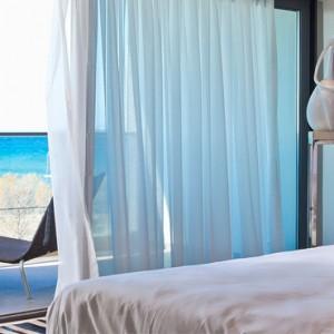 Aqua Blu Pool Loft - Aqua Boutique Hotel and Spa - Luxury Greece Honeymoon Packages