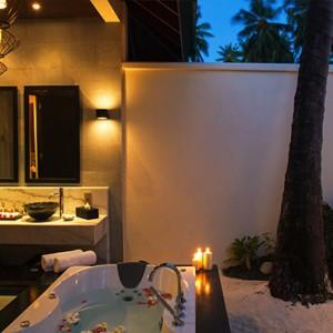 Atmosphere Kanifushi - Luxury Maldives Honeymoon Packages - Bathroom