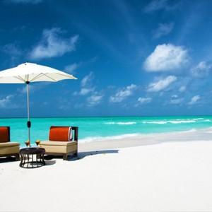 Atmosphere Kanifushi - Luxury Maldives Honeymoon Packages - Beach